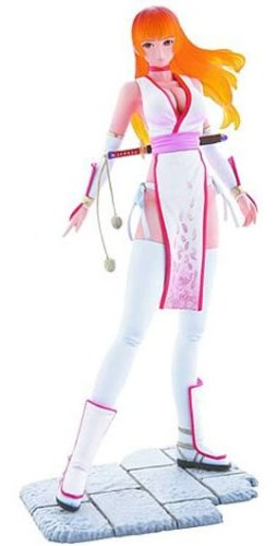 Dead or Alive White Kasumi Bome Collection Vol. 14 Figure
