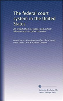an introduction to the qualifications for judges in the united states A federal judge can serve in a district court but does not specify qualifications notably, a federal judge is not required to possess a law degree unless he serves as magistrate or bankruptcy judge [united states judges.