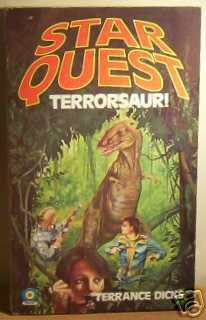 Image for Star Quest - Terrorsaur! (A Target book)