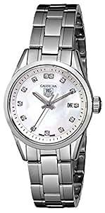 "TAG Heuer Women's WV1411.BA0793 ""Carrera"" Casual Watch with Diamonds"