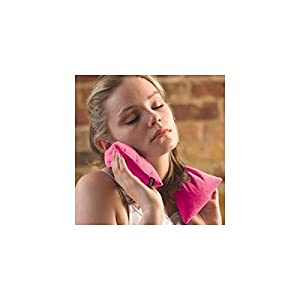 Lavender Scented Luxury Spa Neck Pillow Hot or Cold Body Wrap