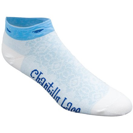 Image of DeFeet Women's Speede Chantilly Lace White Cycling/Running Socks - SPDCHA (B000NOD6JU)