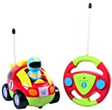 Cartoon R/C Race Car Radio Control To...