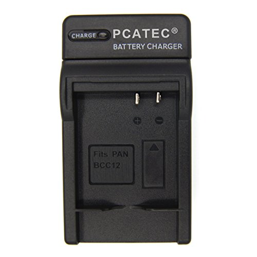PCATEC SIGMA BC-41/BP-41/RICOH DB-60/DB-65/Panasonic CGA-S005( DMW-BCC12)対応互換急速充電器GR DIGITALIII/GX200/GR G600/G700/GX200/R3/R4
