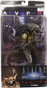 Alien VS. Predator: Requiem NECA Action Figure Series 1 Predalien [Alien Hybrid]