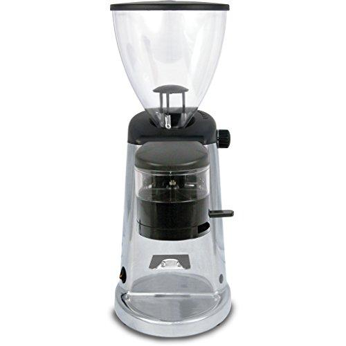 Ascaso I-2D Espresso Grinder With Doser - Polished Aluminum front-468229