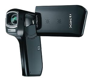 Sanyo Xacti CG10 Caméscope Numérique HD + Appareil photo 10 Mpix Zoom optique 5x Microphone Noir