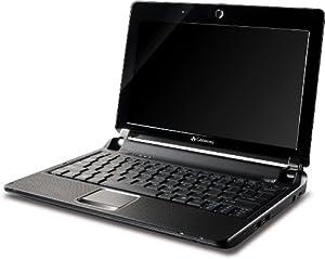"""Gateway LT2016U (KAV60) Black INTEL ATOM N270@1.60GHz 1GB RAM 160GB HDD 10.1"""" LED Windows XP HOME"""