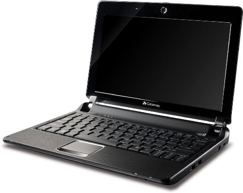 Gateway LT2016U (KAV60) Black INTEL ATOM N270@1.60GHz 1GB RAM 160GB HDD 10.1 LED Windows XP HOME