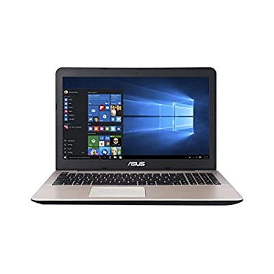Asus A555LF-XX150T 15.6-inch Laptop (Core i3 4005U/4GB/1TB/Windows 10/Nvidia GeForce 930M Graphics), Matte Black...