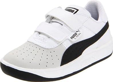 a959a39297b7a Puma G VILAS 2 V KIDS Sneaker (Toddler/Little Kid/Big Kid),White ...
