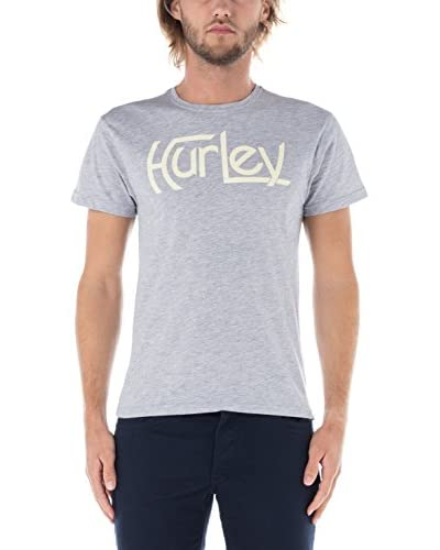 Nike Hurley Camiseta Manga Corta Original Azul