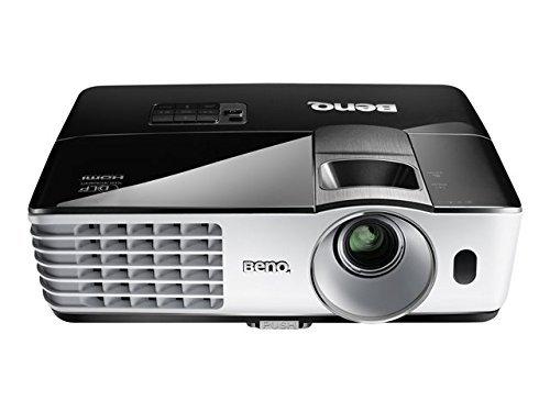 BenQ TH681+ Proiettore DLP DC3 DMD, Full HD, Luminosità 3200 Ansi Lumen, Contrasto 12.000:1, HDMI 1.4a, Bianco/Nero