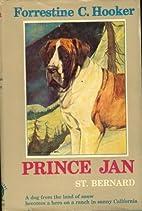 Prince Jan St. Bernard