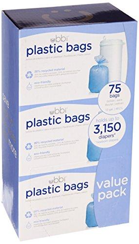 ubbi-plastic-bags-75-pack-3-count