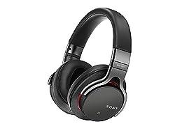SONY 密閉型ワイヤレスヘッドホン ハイレゾ音源対応 Bluetooth対応 ブラック MDR-1ABT/B
