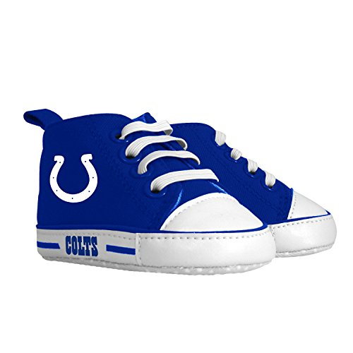 Baby Fanatic Pre-Walker Hightop, Indianapolis Colts front-920853