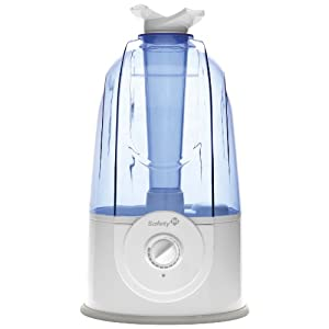 Safety 1st Soothing Mist Ultrasonic Humidifier