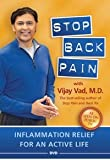 Stop Back Pain, Inflammation Relief for an Active Life