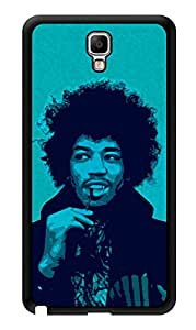 """Humor Gang Jimi Hendrix Blues Printed Designer Mobile Back Cover For """"Samsung Galaxy Note 3"""" (3D, Glossy, Premium Quality Snap On Case)"""