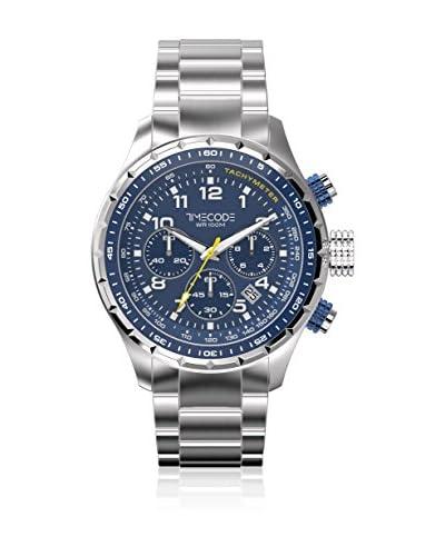 Timecode Reloj de cuarzo Man Sputnik 1957 Plateado 49 mm