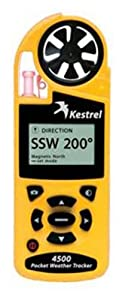Kestrel 4500 Pocket Weather Tracker by Kestrel