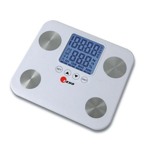 Image of Electronic Scale with Body Fat Monitor (B00855ZJD0)