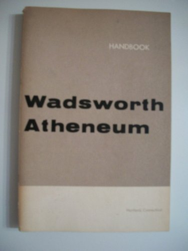 Image for Wadsworth Atheneum Handbook
