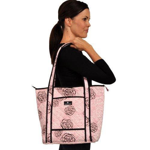 Balboa Baby Tote Bag, Pink Camellia