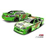 NASCAR Danica Patrick #10 GoDaddy.com 1/24 Color Chrome Car 2012