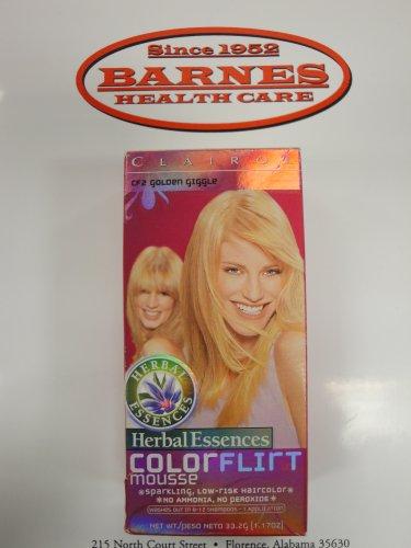 Clairol Herbal Essences Colorflirt Sparkling Non-permanent Mousse