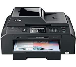 Brother MFCJ5910DW A3 Colour Inkjet Wireless Multifunction Printer (Print/Scan/Copy/Fax)