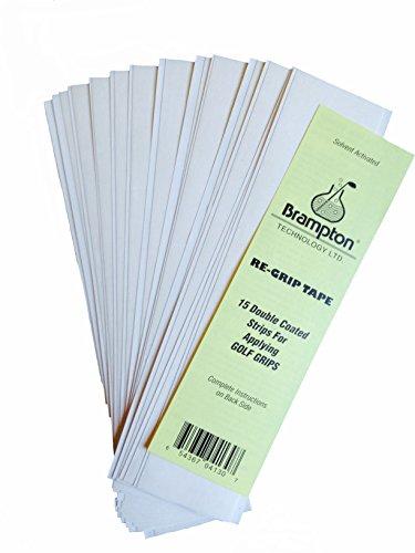 Brampton Golf Grip Strips (15-Pack)