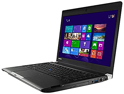 "Toshiba R30-A-19K PC Portable 13,3"" Magnésium noir avec métallique brossé (Intel Core i3, 4 Go de RAM, 128 Go, Intel HD Graphics 4600, Windows 8.1)"