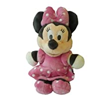 Disney Plush - Minnie Flopsies 14 Inches Non Electric Soft Toy