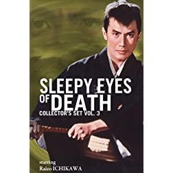 Sleepy Eyes of Death: Collector's Set 3