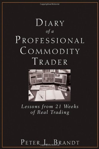 Diary of a Professional Commodity Trader: Lessons