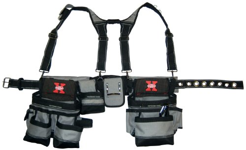 BucketBoss Extreme Gear 55035 Mullet Buster Tool Belt