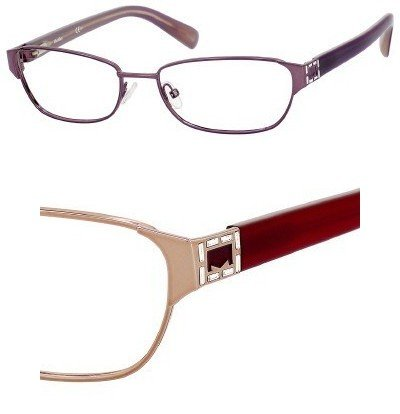 Max Mara MAX MARA Eyeglasses 1150 0R8N Gold Red 53mm