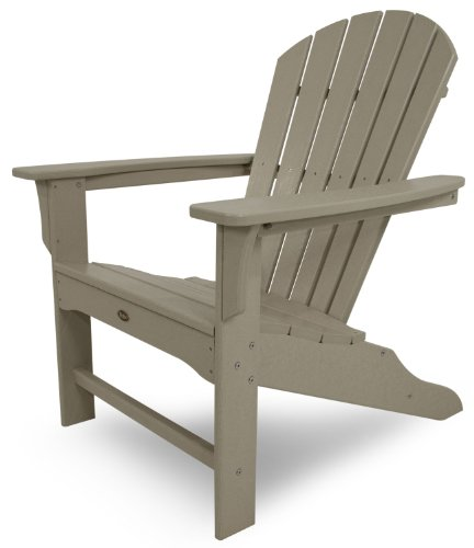 Best Price With Trex Outdoor Furniture Cape Cod Adirondack Chair Sand Castle Low Prices With