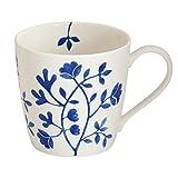 ロールストランド Rorstrand ペルゴラ Pergola マグカップ 500ml 花柄 フラワー ツル (202261) 並行輸入品