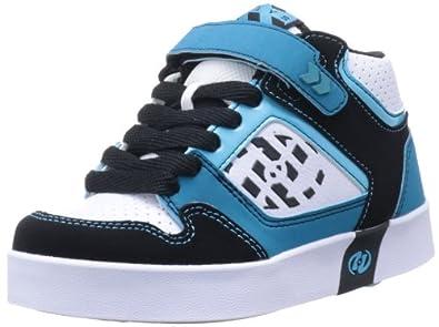 Heelys Stripes Skate Shoe (Little Kid Big Kid) by Heelys