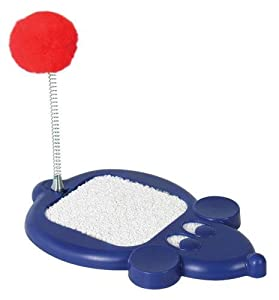 Mouse Pom-Pom Cat Toy