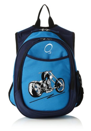 O3 Pre School Backpacks Integrated Motorcycle