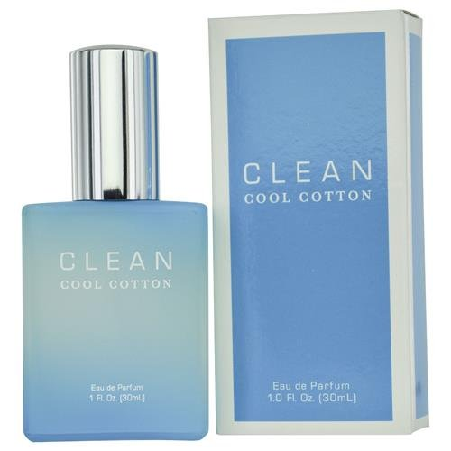 CLEAN COOL COTTON by Clean EAU DE PARFUM SPRAY 1 OZ for UNISEX ---(Package Of 2) (Clean Cool Cotton Perfume compare prices)
