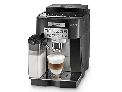 DeLonghi ECAM22360 Bean to Cup Super Fully Automatic Italian Espresso Machine with Auto-Cappuccino System (Black) (12 Volt Expresso Maker compare prices)