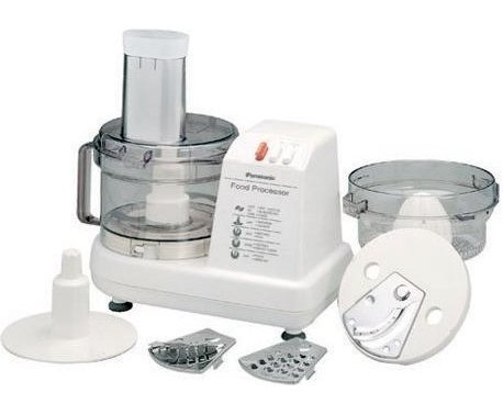 Review OVERSEAS USE ONLY Panasonic MK-5086M 6 in 1 Food Processor (220 Volt Will Not Work In North America)