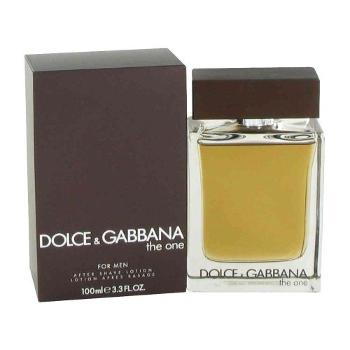 Dolce &amp; Gabbana THE ONE For Men Aftershave 100ml (3.3 Fl.Oz)