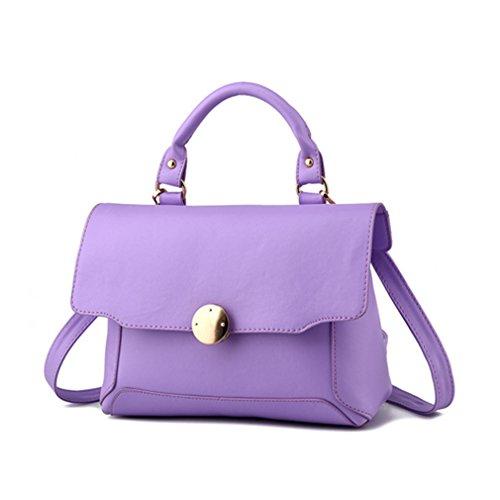 lomol-young-womens-korean-style-fashion-elegant-trendy-sweet-leather-tote-top-handle-handbagpurple
