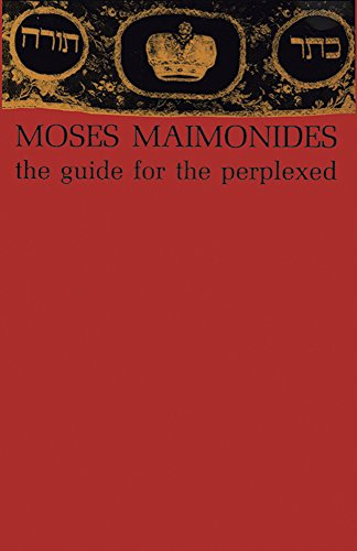The Guide for the Perplexed (Persons Human And Divine compare prices)